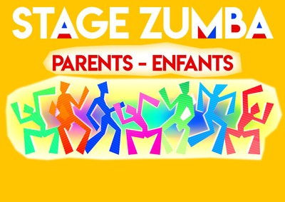 Stage Zumba parents/enfants