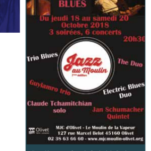 Jazz au Moulin 2018